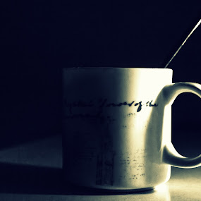 Coffee by Neel Gengje - Artistic Objects Cups, Plates & Utensils ( love, coffee, coffee cup, nights, mugs )