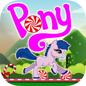 Little Pony Run for PC and MAC