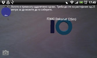 Screenshot of Finki Birthday