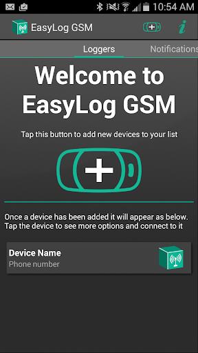 EasyLog GSM