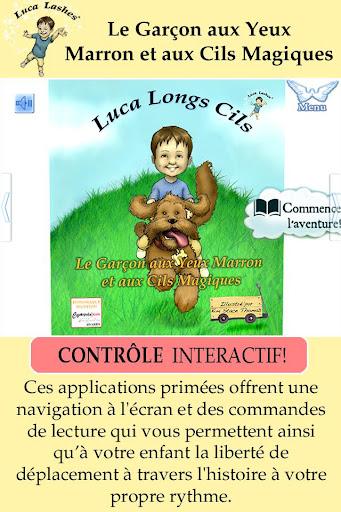 Luca Longs Cils