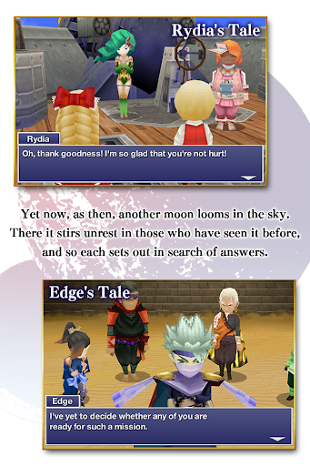 FINAL FANTASY IV: AFTER YEARS  screenshots EasyGameCheats.pro 3