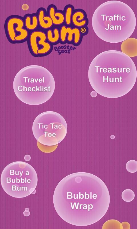BubbleBum - screenshot