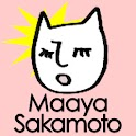 坂本真綾Memory Game logo