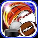 Flying Sports Balls icon