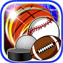 Flying Sports Balls