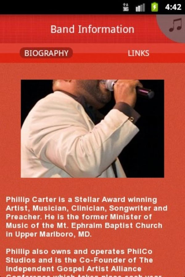 Phillip Carter - screenshot