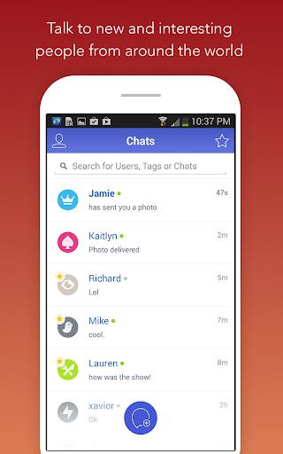 Chatous 3.9.85 screenshots 4