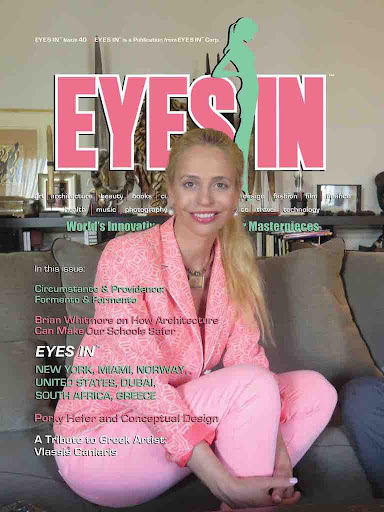 Eyes In Magazine