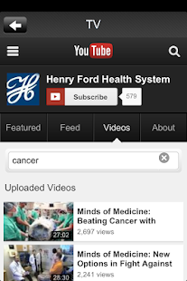 Center for Cancer Surgery - screenshot thumbnail
