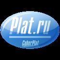 Plat.ru Cyberplat Payment Book icon