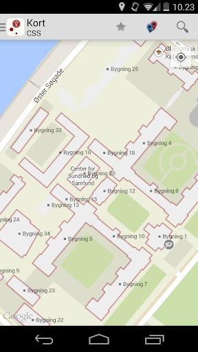 UCPH Map