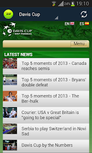 Tennis Grand Slam - screenshot thumbnail