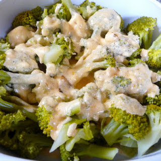 EASY LOW-CARB CHEESE SAUCE