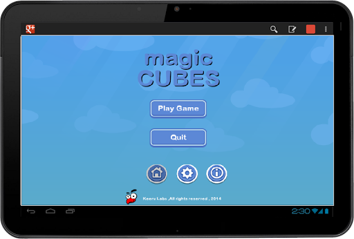 magicCUBES