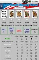 Screenshot of 5 Card Draw - Free