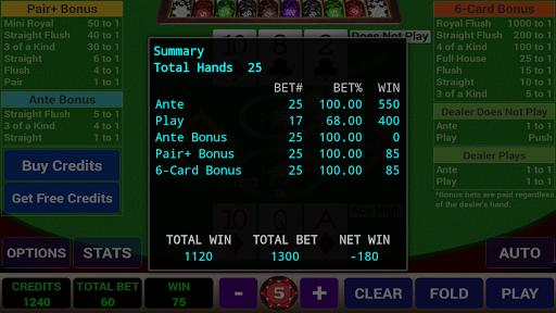 Ace 3-Card Poker  screenshots 6