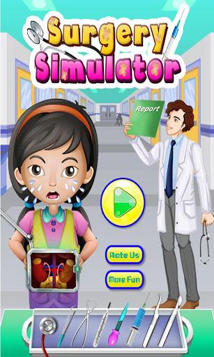 Crazy Surgery Simulator Doctor