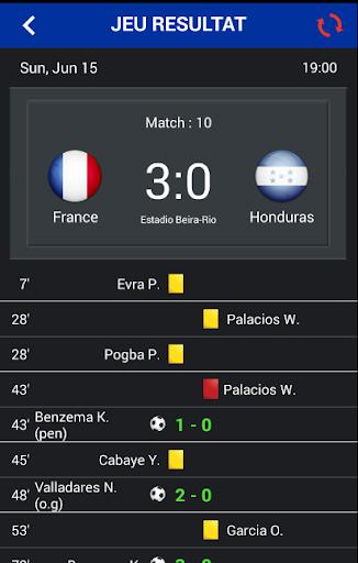 Coupe du Monde 2014 France