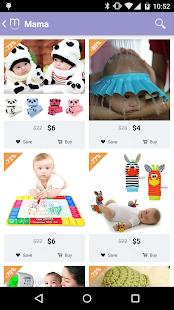 Mama - Sorgenfreies einkaufen Screenshot