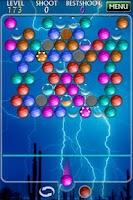 Screenshot of Bubble Attack