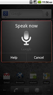 Voice Search - screenshot thumbnail