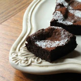 Fudgy Cocoa-Quinoa Brownies.