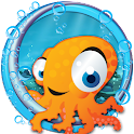 Octopus Joe Treasure Mad Diver icon