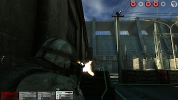 Screenshot of Arma Tactics Demo