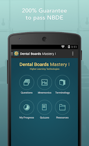 Dental Boards Mastery: NBDE I v3.7.782