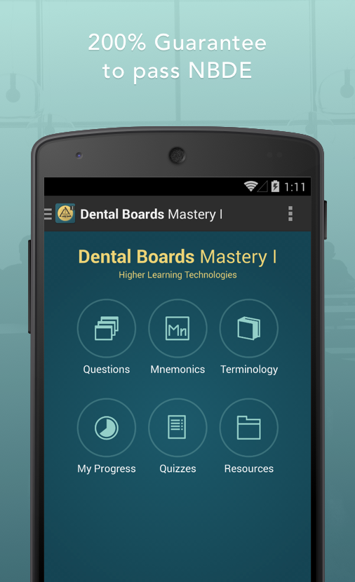 Dental Boards Mastery: NBDE I - screenshot