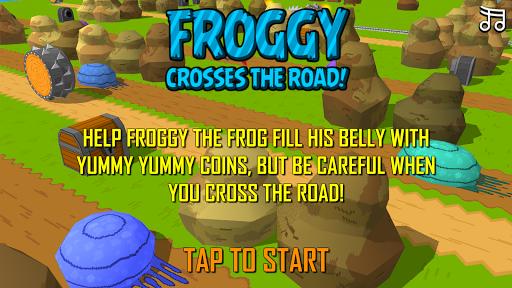 Froggy Road Crossing Free