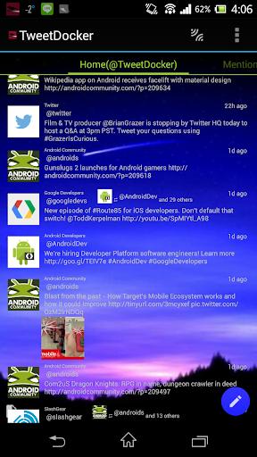 TweetDocker -優カスタム 高機能クライアント-