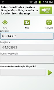 QR-GPS Plugin™- screenshot thumbnail