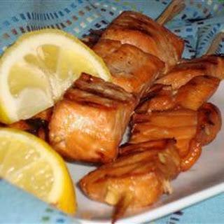 Fast Fish Kebabs Recipe