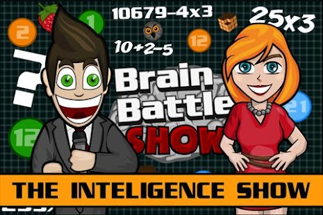 Brain Iq - Intelligence test- screenshot thumbnail