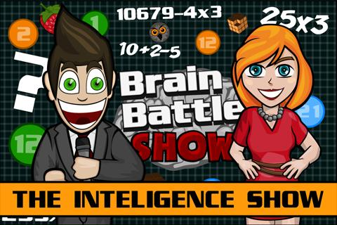 Brain Iq - Intelligence test- screenshot