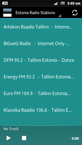 Tallinn Radio Stations