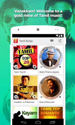 Tamil Songs by Gaana screenshots 1