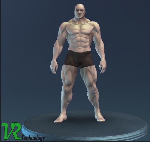 Man 3D