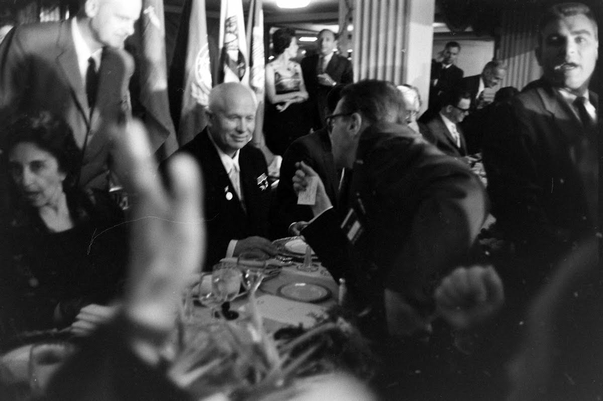 Khrushchev In Los Angeles