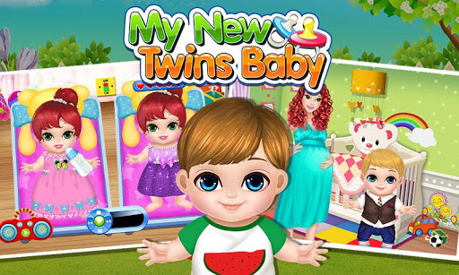 My New Baby Twins