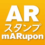Gashapon ar stamp Marupon