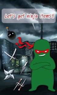 Ninja Turtles Items