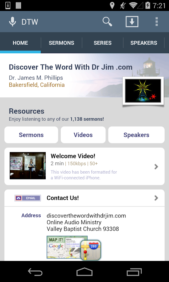 Discover The Word- screenshot
