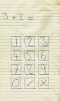 Screenshot of Math Doodle