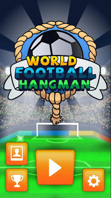World Football Hangman - screenshot