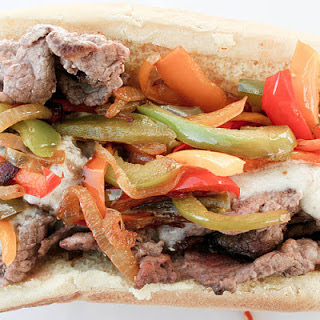 Philly Cheese Steaks and a Giveaway!!!