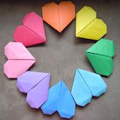 hoe maak origami