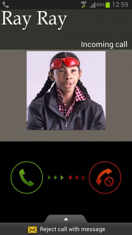 RayRay Mindless Prank Call - screenshot